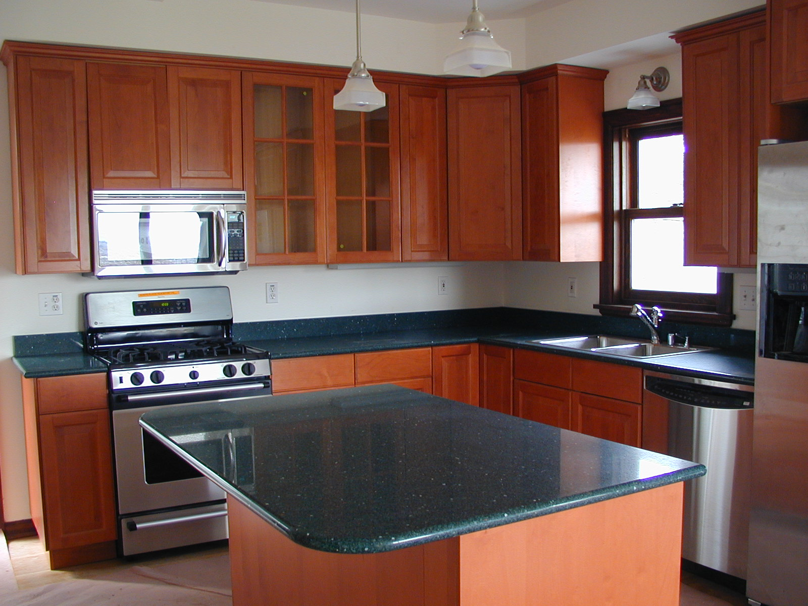 Seattle countertop design portfolio - Kitchen countertops design ...